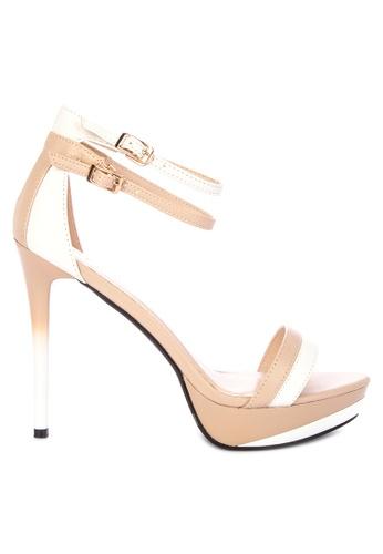 7b543c16c5ea Shop Gibi Ankle Strap High Heels Online on ZALORA Philippines