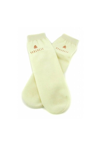 BORGHESE BORGHESE - SPA Socks 1pair BF063BE1897D78GS_1