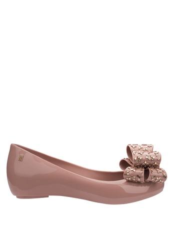 1465bfe30fa Melissa pink Melissa Ultragirl Sweet XVI Ad Flats FFB52SH62A94FCGS 1