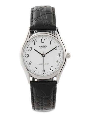 Casio Round Watch Man Strap Fashion MTP-1094E-7B