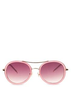 dd88153fb25 Kimberley Eyewear pink Because I Said So Sunglasses KI426GL49SKOPH 1