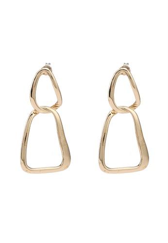 niko and ... gold Drop Earrings 086DBAC433ACBFGS_1
