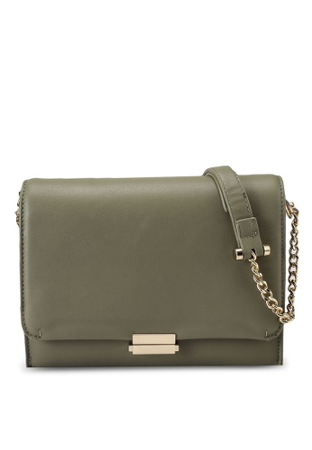 Forever New green Savannah Crossbody Bag C5116ACA0EEC5AGS_1