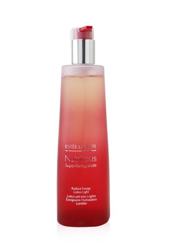 Estee Lauder ESTÉE LAUDER - Nutritious Super-Pomegranate Radiant Energy Lotion - Light (Limited Edition) 400ml/13.5oz 30951BE3529D4BGS_1
