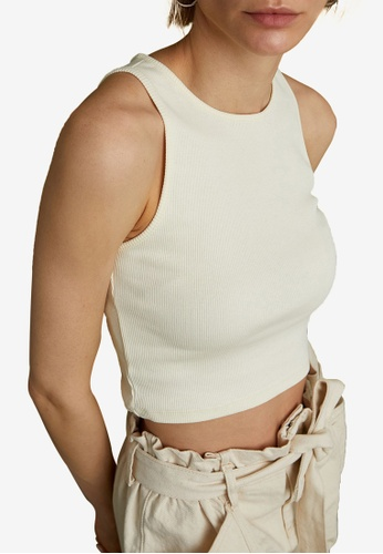 DeFacto beige Woman Knitted Athlete D2E46AABA3BEA9GS_1