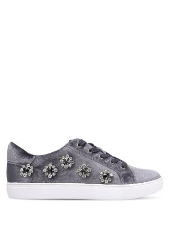 ALDO grey Thadolle Sneakers AL087SH0RLB9MY_1