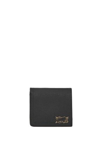 Braun Buffel black Thonet 2 Fold Centre Flap Wallet AAB0CAC169BD2EGS_1
