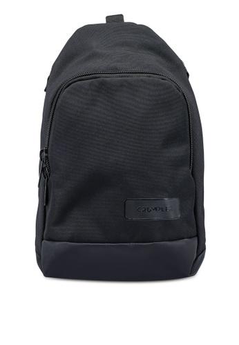 CRUMPLER black Humanoid Bag 808F0ACBB12C8BGS_1
