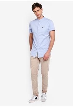 4f8de18fd7c84 26% OFF River Island Oxford Gdad Shirt HK$ 240.90 NOW HK$ 178.90 Sizes XS S  M L XL
