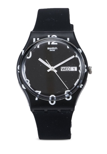 Swatch black Over Black Watch A1727AC5E72D46GS_1