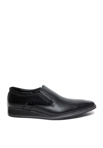 SEMBONIA black SEMBONIA Men Nappa Leather Business Shoe (Black) DE8A6SH7251846GS_1