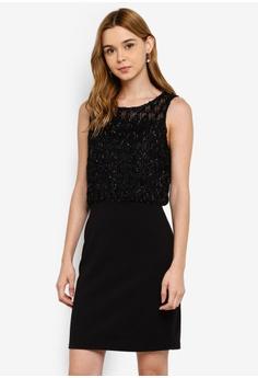 bab864a5f851 Vero Moda black Shanie Short Dress 5E7E1AACA676B2GS 1