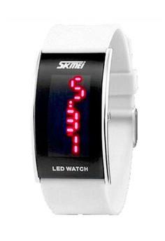 30M Waterproof Light LED Watch White