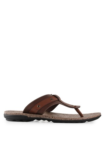 Watchout! Shoes brown Flats Sandals WA021SH65WNYID_1