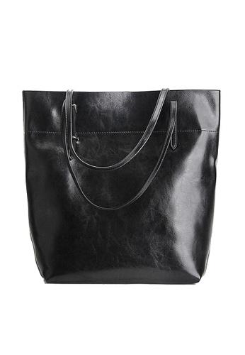 Twenty Eight Shoes black VANSA Cow Leather Hand Bag VBW-Tb8825 0C895ACEDBFE8DGS_1