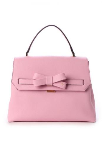Samantha Thavasa pink Samantha Thavasa Blooming Pastel Ribbon Bag 6341DACB7549F1GS_1