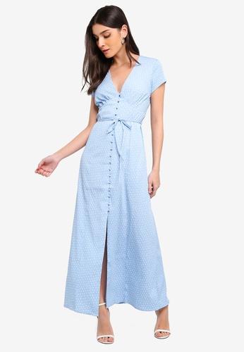 00ad48f7044 Buy Vero Moda Placid Maxi Dress Online on ZALORA Singapore