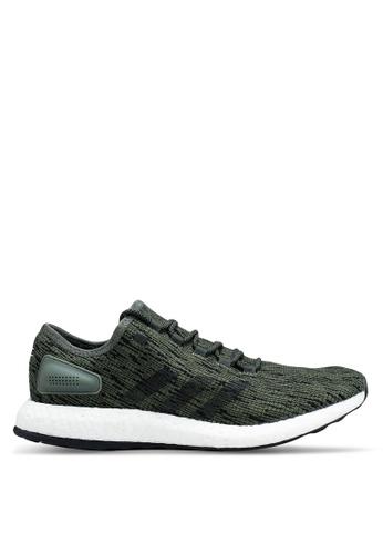 adidas green adidas pureboost 9BC67SHFA92C85GS_1