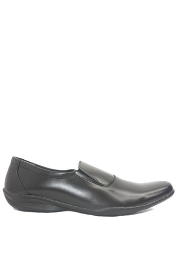 Dr. Kevin black Dr. Kevin Men Dress & Bussiness Formal Shoes 13331 - Black 692F4SHBDD87C3GS_1