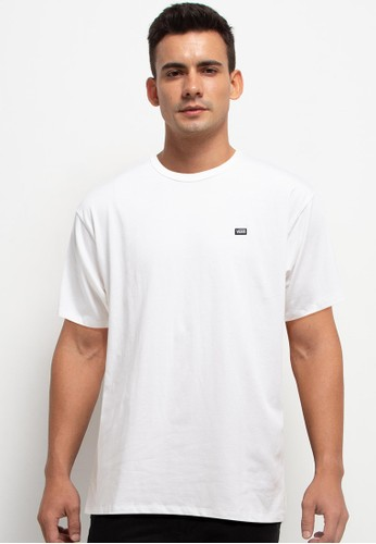 Vans white Off The Wall Classic Short Sleeve 2575EAAECF2587GS_1