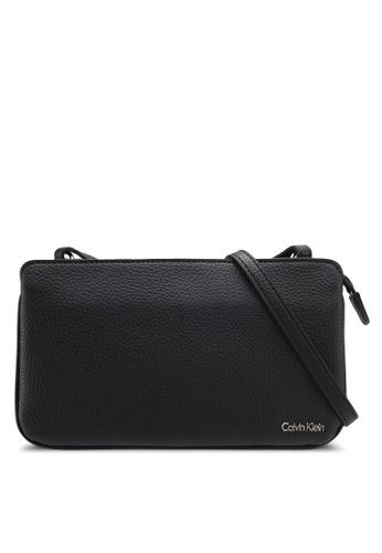 Calvin Klein multi Pleated Pouch with Detail - Calvin Klein Accessories 6C383AC808B530GS_1