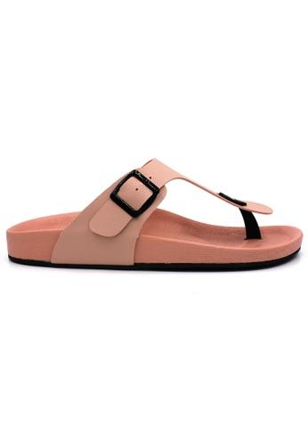 midzone pink MIDZONE Lady Sandals EB5DESHAD17E9FGS_1