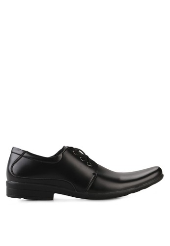 Dr. Kevin black Pu Leather-Business & Dress Shoes-Shoes 13199 DR982SH78DTTID_1