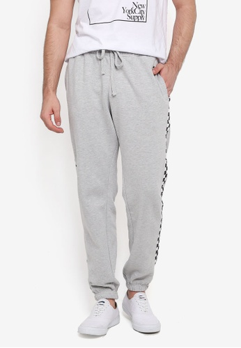 Cotton On grey Classic Track Jogger Pants E3224AAED1AEF2GS_1