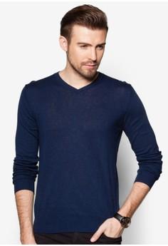 Cotton Cashmere-Blend Sweater