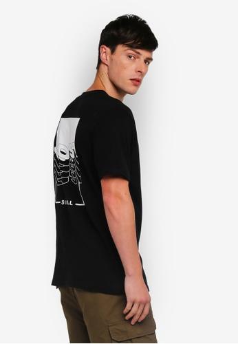 Factorie 多色 Short Sleeve Graphic T-Shirt 2B2DBAA44B7E52GS_1