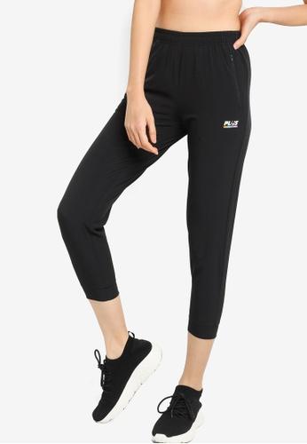 361° black Cross Training Sports Cropped Pants 1F7D7AA1E49ABFGS_1