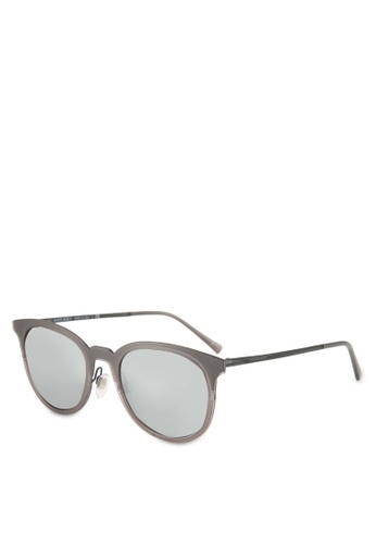 Burberry grey Burberry BE3093 Sunglasses 6AF8CGL30A83BEGS_1