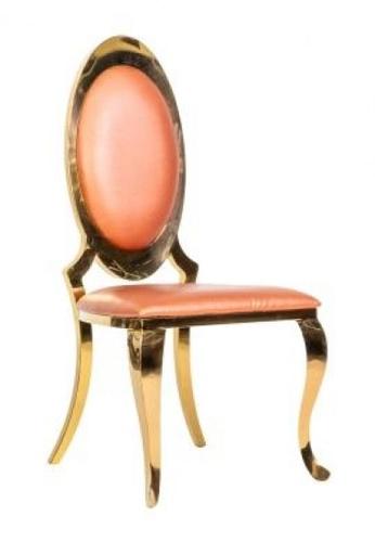 Choice Furniture pink Choice Furniture - Dina Dining Chair (Rose Gold) 10DE6HL23260F4GS_1
