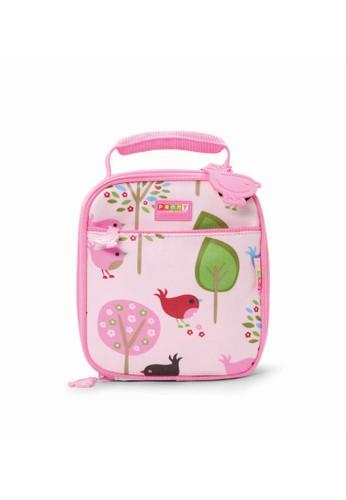 Penny Scallan pink Penny Scallan Lunchbox School Chirpy Bird 1BBBBKC3ADFECDGS_1