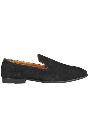 Tomaz black Tomaz F195 Whole Cut Slip Ons (Black) 567DBSH825F2DEGS_1