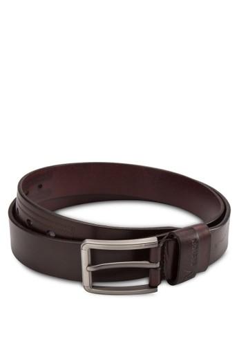 35mm 皮革腰帶, 飾品配件, 皮esprit outlet台北帶