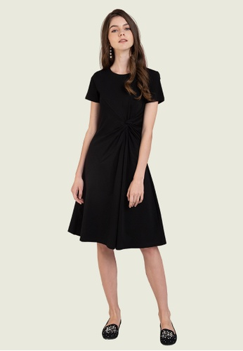 L'zzie black LZZIE COBIE DRESS - BLACK 5CD58AA80F071CGS_1