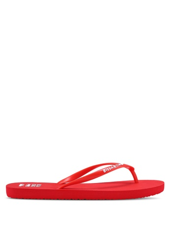 Billabong red Legacy Thong 75D00SHC6D5DB6GS_1