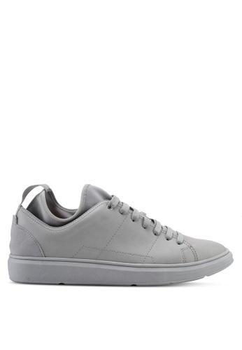 Topman grey Grey Rillar Boots 2677BSH7FBB288GS_1