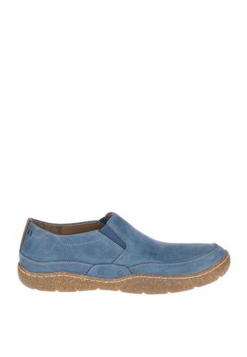 Hush Puppies blue Fernando Sway Casual Shoes 253B6SHB81A2E4GS_1