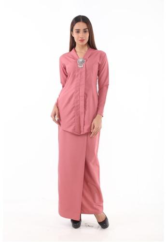 Amar Amran pink Baju Kebaya Rokiah 85998AAE33BA0AGS_1
