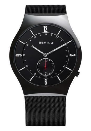 Bering black Classic 11940-222 Black 40 mm Men's Watch FFF1EAC00DA436GS_1