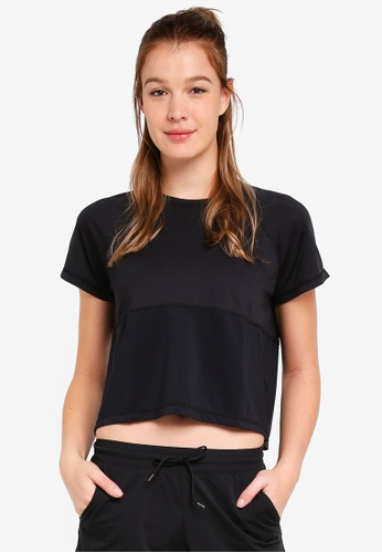Cotton On Body black Training Tshirt 34CC6AA9154639GS_1