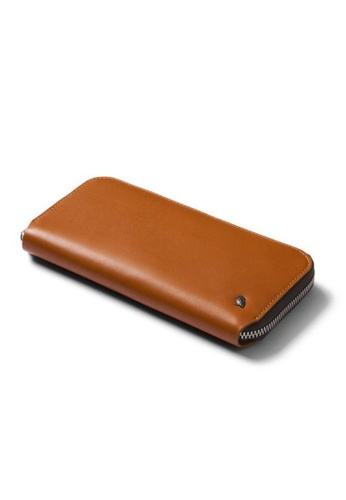 Bellroy brown Bellroy Folio Wallet - Caramel 4F34DACA472990GS_1
