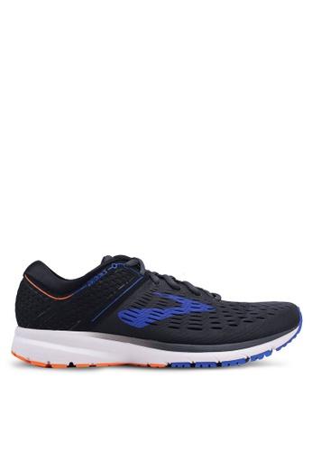 Brooks blue Ravenna 9 Shoes C236BSHB21FC0FGS_1