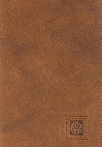 Volkswagen brown Volkswagen Bi-Fold Long Wallet VO089AC42GKZMY_1