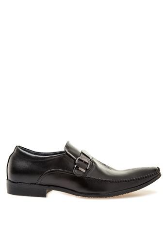 Brogue & Derby black Dorotheo Formal Shoes BR611SH46QKNPH_1