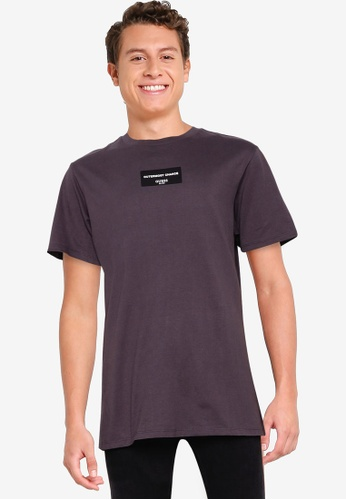 Guess grey Outermost Short Sleeve Tee BEF2AAA68074BFGS_1