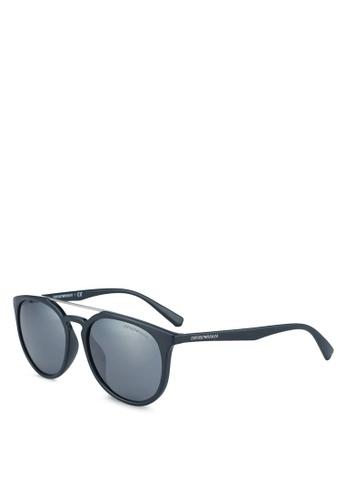 Emporio Armani blue Emporio Armani EA4103F Sunglasses 1E803GLB1277A1GS_1