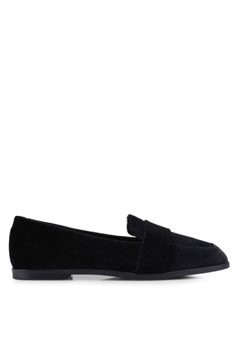 Kenneth Cole black Glide Slide Loafers DC703SH4477BB6GS_1